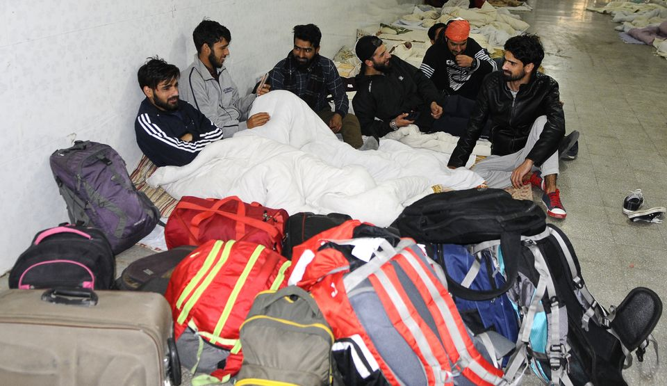 Gurdwaras in Mohali provide shelter to Kashmiri students fleeing from