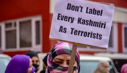 Kashmiri Student Was Jailed For Facebook Post He Wrote As