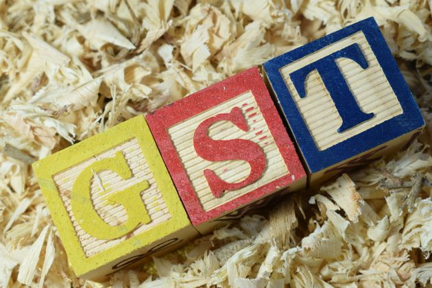 GST Collection Drops To Rs 97,247 Crore In