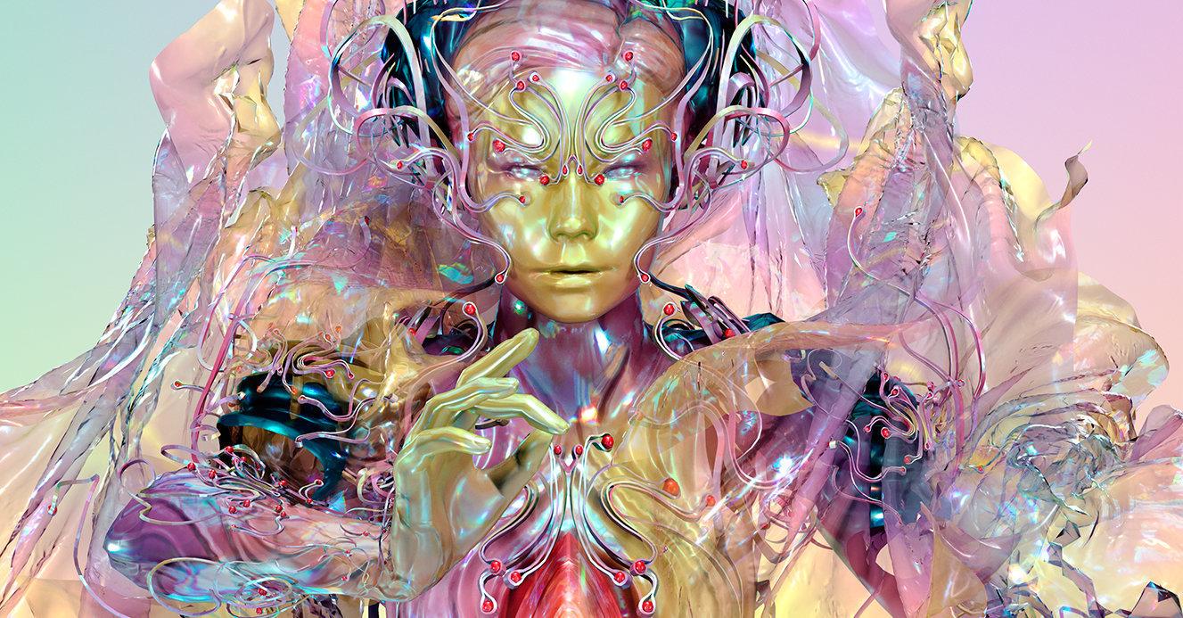Temos mais detalhes sobre a exposição da Björk no MIS