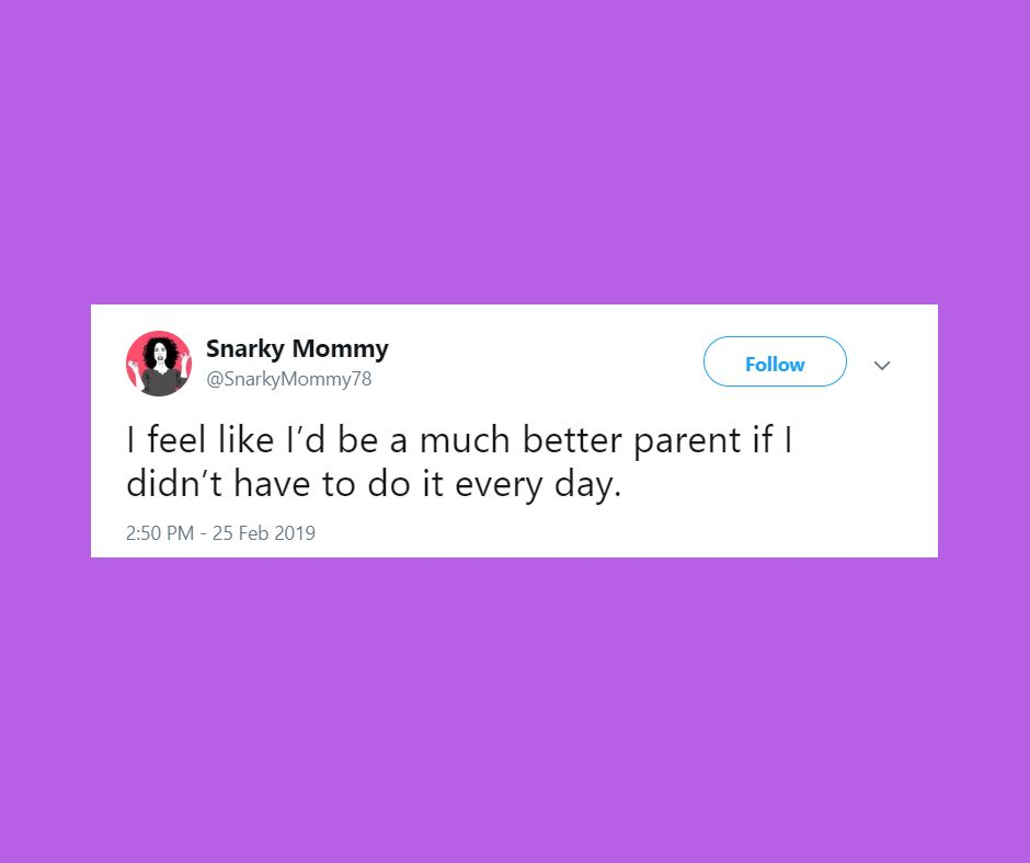 Every week, we round up the funniest tweets from parents.