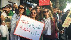 Manifestations du 1er mars à Alger: Les femmes en