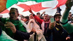 Ces images qui marquent Alger ce vendredi 1
