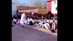 Belgique: Des étudiants déguisés en