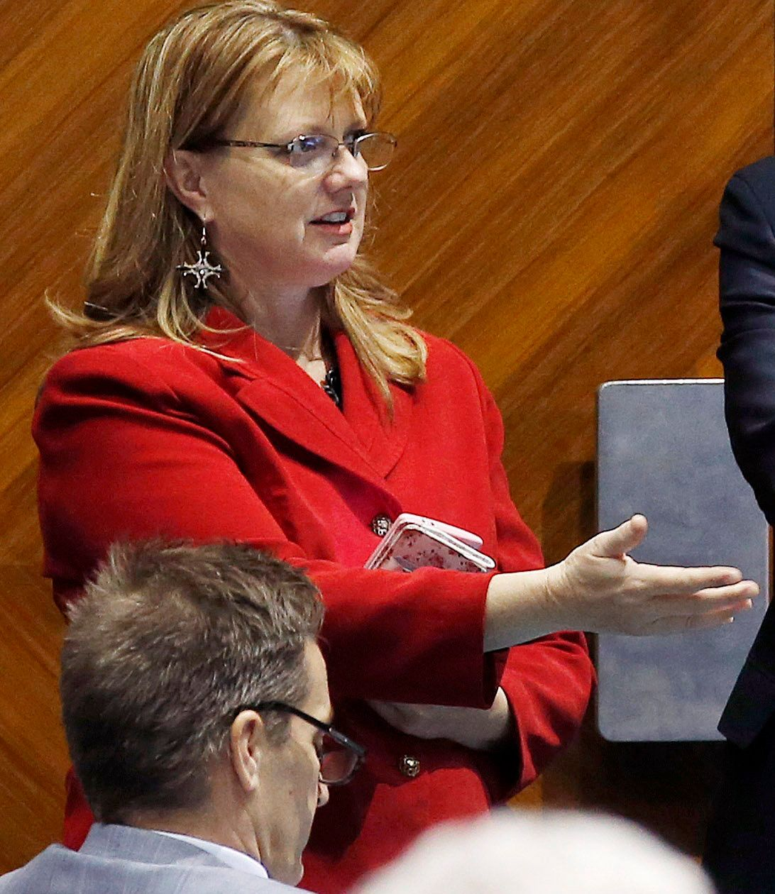 GOP Arizona Lawmaker Claims Vaccinations Are 'Communist'