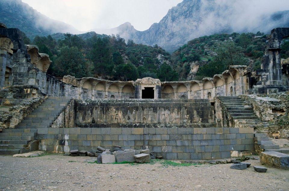 Temple des