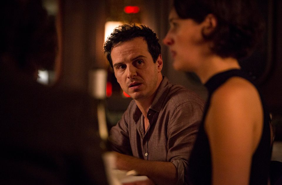 Andrew Scott in the first episode of Fleabag series
