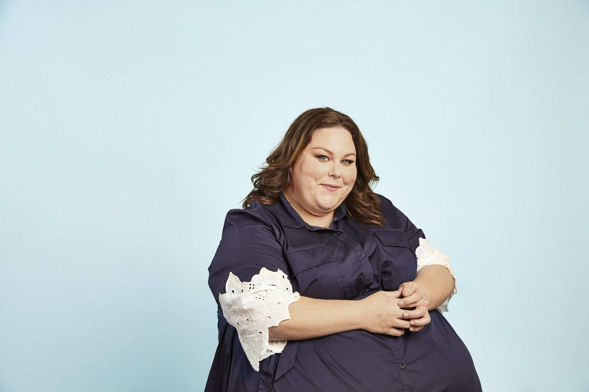 """Chrissy Metz scored her big break when she landed her role on NBC's """"This Is Us,"""" which premiered in 2016. Before that, she s"""