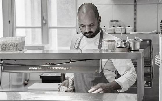 Le Chef marocain Faycal Bettioui décroche une étoile