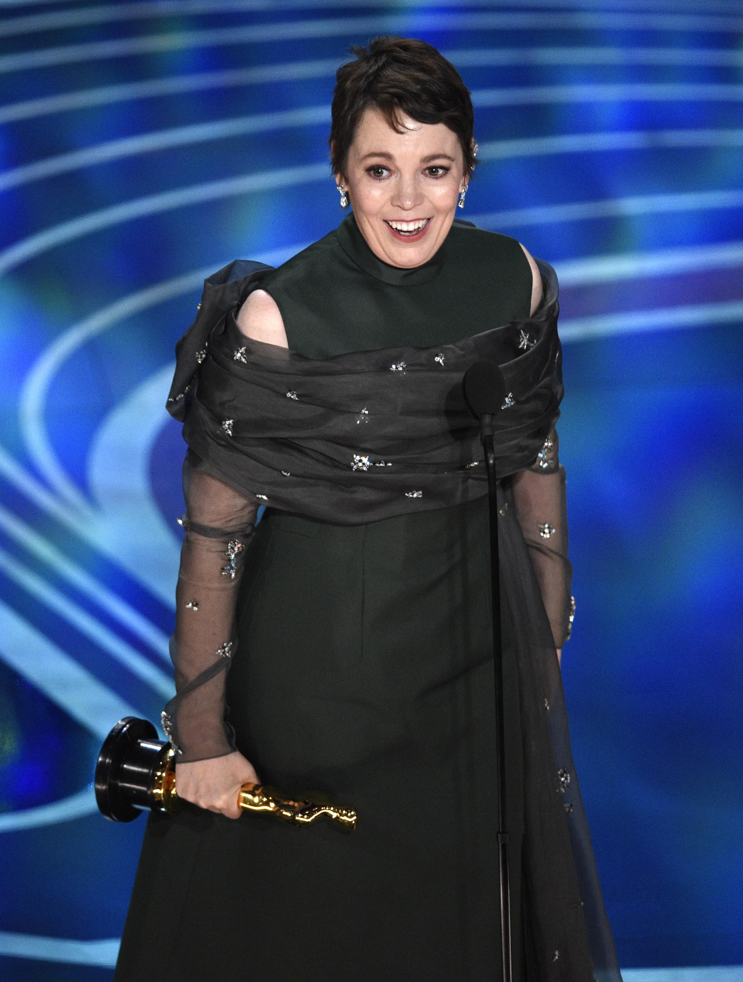 6 vezes que Olivia Colman, Oscar de Melhor Atriz, foi tão adorável na vida
