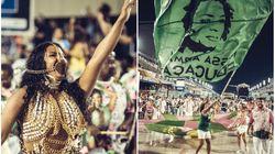 O samba-enredo da Mangueira que levará o nome de Marielle Franco para a