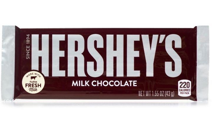 The Healthiest Candy Bars Ranked By Nutritionists