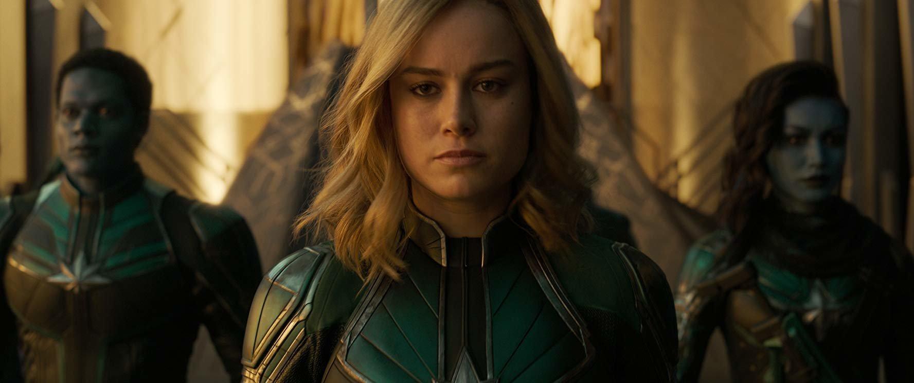 Capitã Marvel: A heroína que não tem que provar nada para