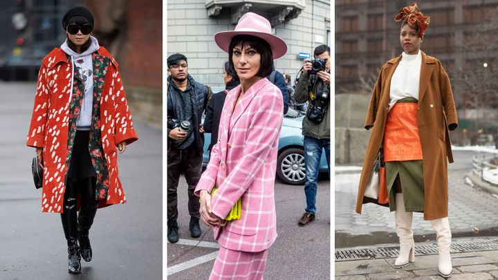 1d724db4a8245 The Best Street Style Moments From Fashion Month