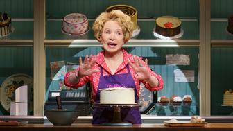 "Debra Jo Rupp stars in ""The Cake,"" now playing in New York."