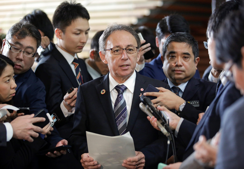 沖縄県民投票の「仕掛け人」、玉城デニー知事が投げかける沖縄の「不公平」とは