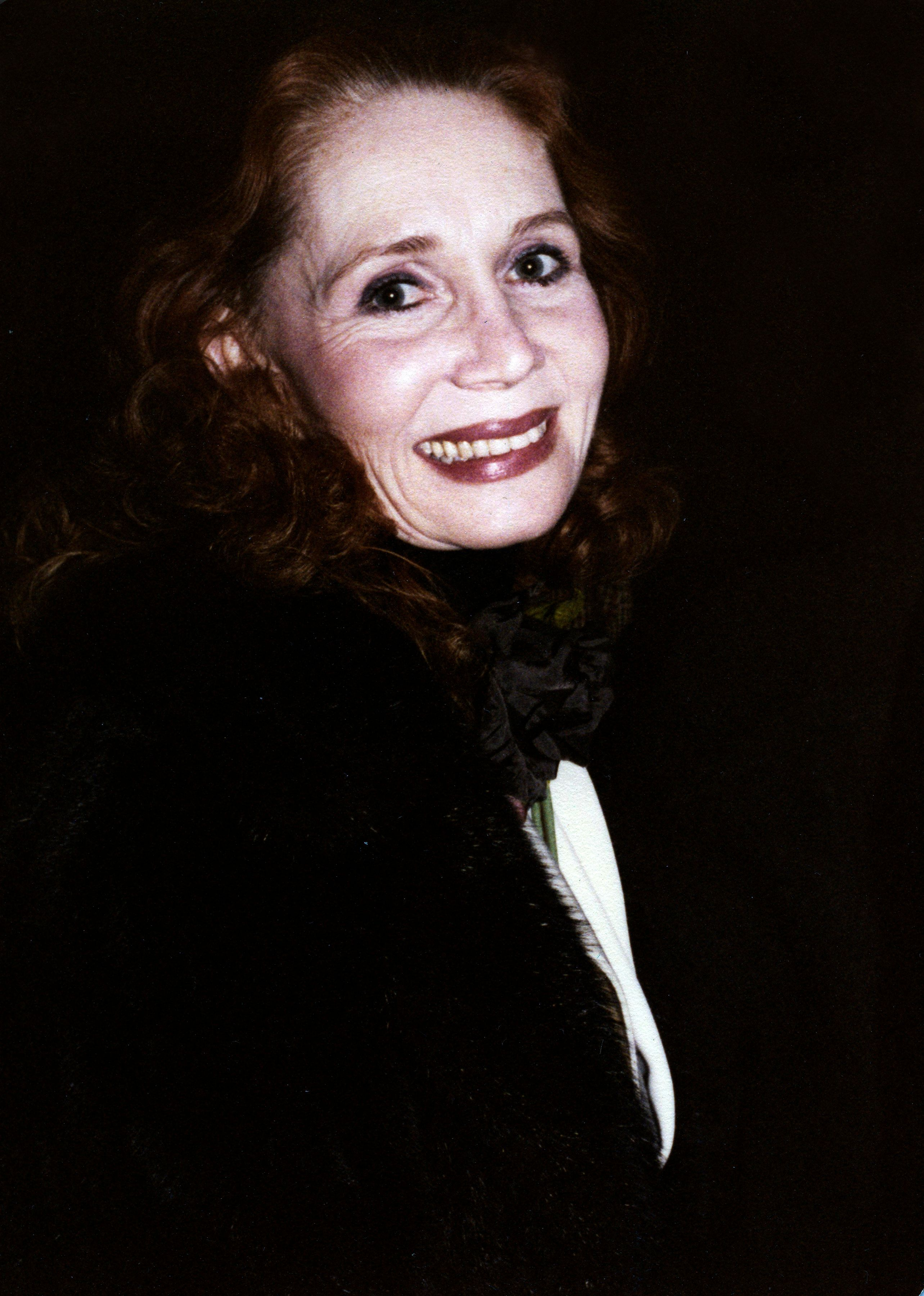 ***FILE PHOTO*** Actress Katherine Helmond Has Passed Away At 89. Katherine Helmond attends a Broadway Show on October 14, 1979 in New York City. Credit: Walter McBride/MediaPunch /IPX