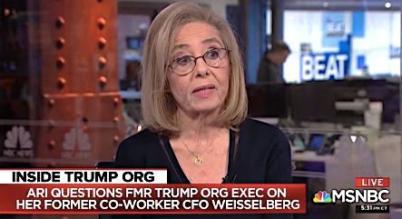 Barbara Res on what Weisselberg knows