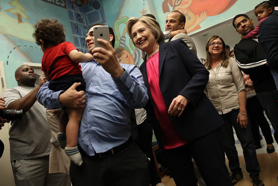 Hillary Clinton proposed a groundbreaking child care initiative as part of her 2016 presidential campaign, but almost nobody