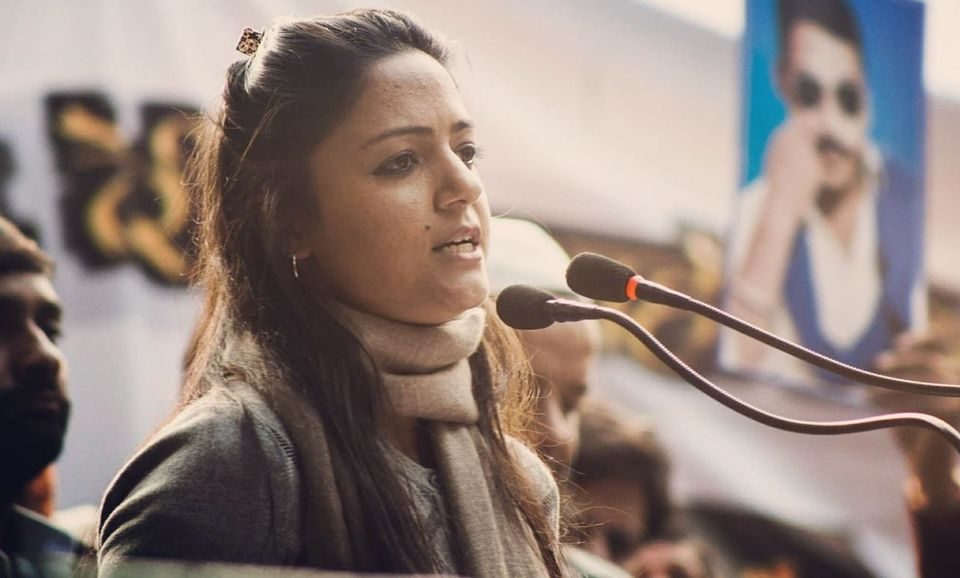 Don't Use Kashmiris As 'Cannon Fodder': Shehla Rashid On Firefighting The Backlash From