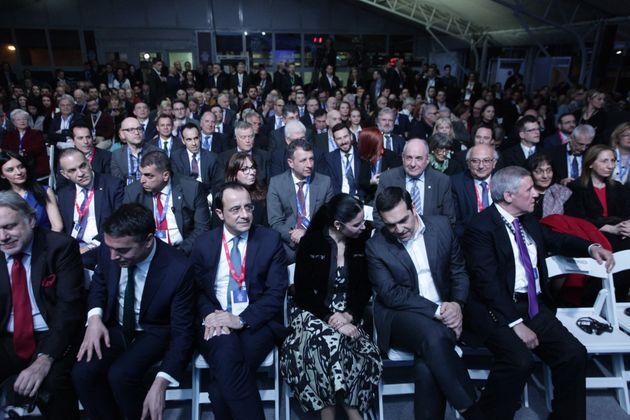 Oικονομικό Φόρουμ Δελφών: Τσίπρας-Μητσοτάκης στο preview μίας προεκλογικής