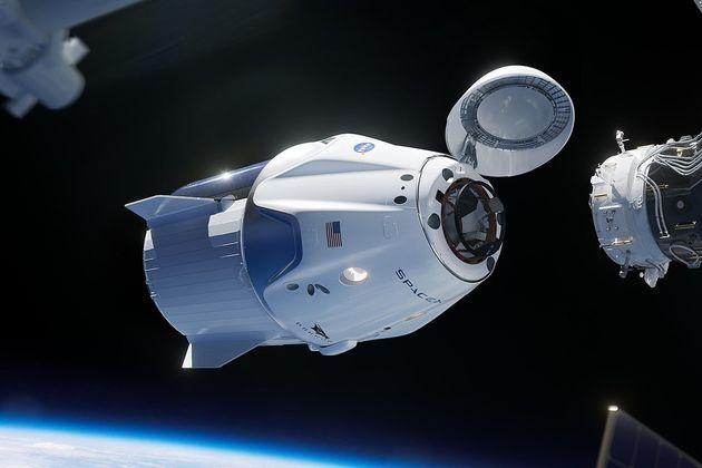 Εκτοξεύθηκε για πρώτη φορά το σκάφος Crew Dragon της Space