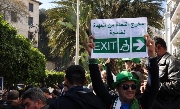 Les meilleurs instantanés des manifestations du 01 mars à