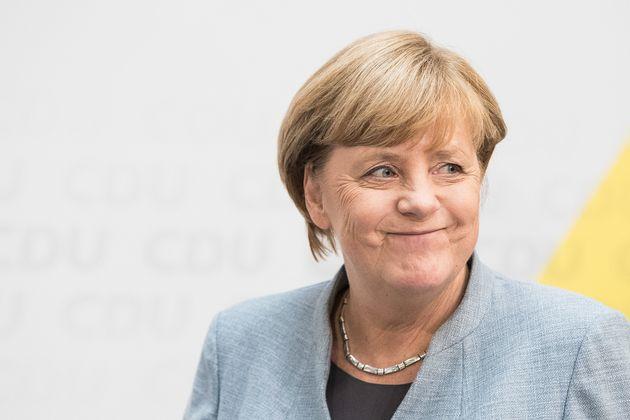 Hat etwas für das politische Engagement junger Menschen übrig: Bundeskanzlerin Angela Merkel.
