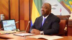 Le président gabonais Ali Bongo est (de nouveau) au