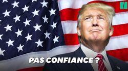 Quand Donald Trump préfère croire les autres dirigeants plutôt que ses propres