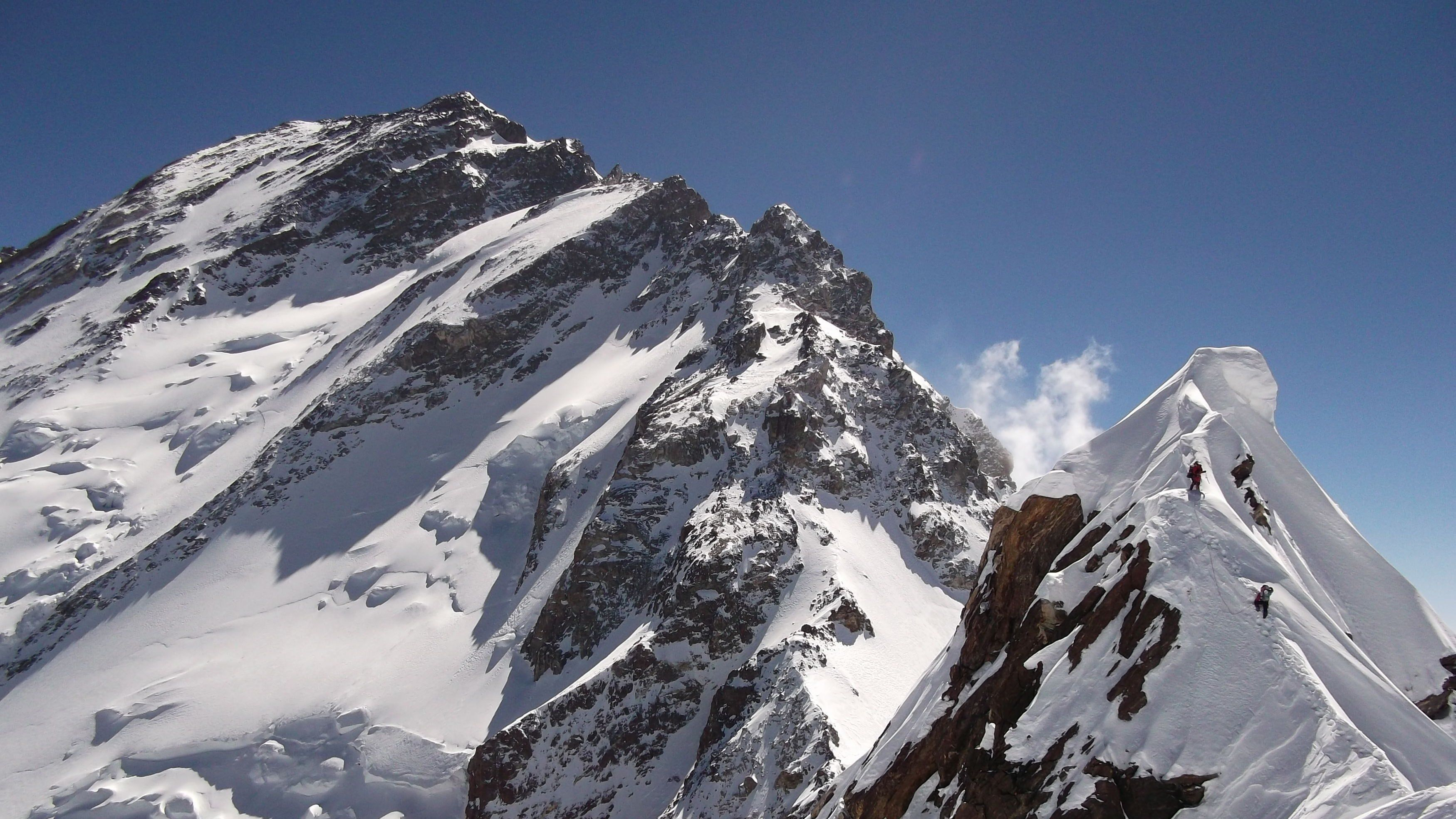 Missing climbers found dead on Pakistan's Nanga Parbat