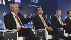 Οικονομικό Φόρουμ: Ο Γλαύκος στο επίκεντρο των γεωπολιτικών