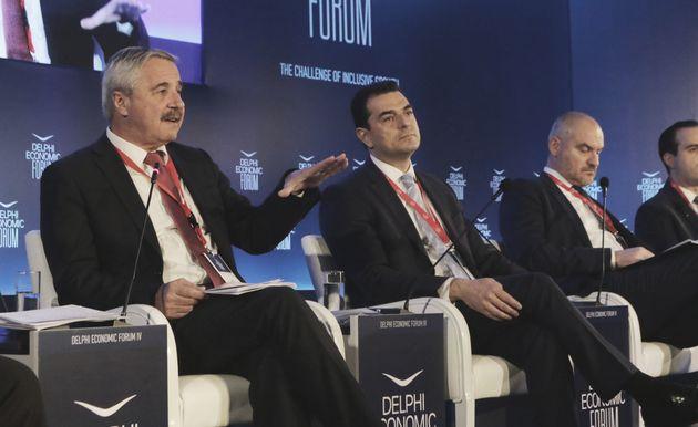 Οικονομικό Φόρουμ Δελφών: Ο Γλαύκος στο επίκεντρο των γεωπολιτικών