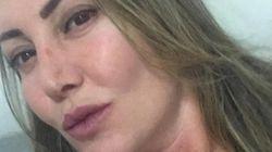 Elaine Caparroz, espancada por 4 horas, mostra recuperação nas redes: 'Decidi ser