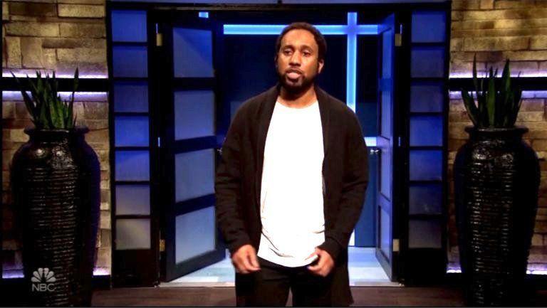 'SNL' Takes On Smollett Controversy In Mock 'Shark Tank'