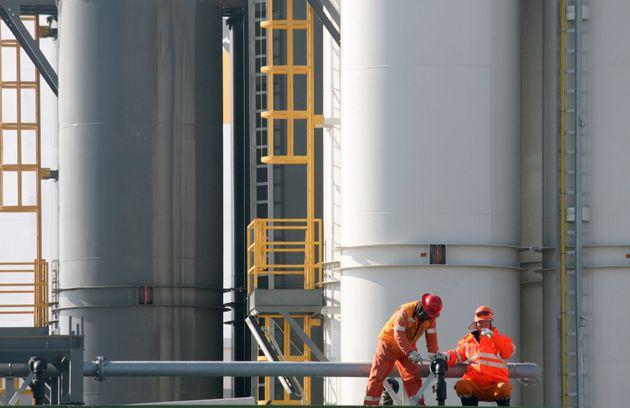 Από εξόρυξη της Exxon σε κοίτασμα...