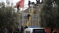 Comme à Ceuta, le gouvernement espagnol va modifier sa frontière à
