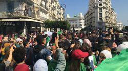 Les étudiants manifestent à Alger et maintiennent la pression contre le 5e