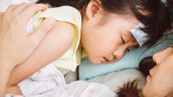 子供の急な体調不良、仕事を抜けざるを得ない妻は夫の7倍以上だった【アンケート結果】