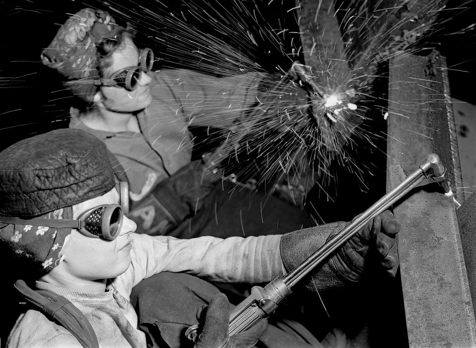 When the U.S. needed women to work in factories during World War II, the government made sure to provide...
