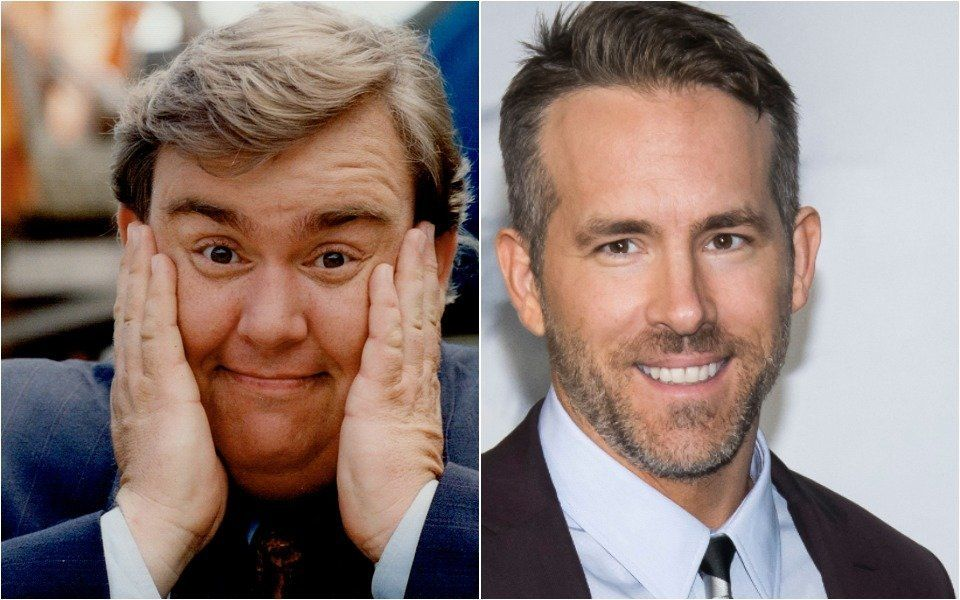 John Candy, Ryan Reynolds