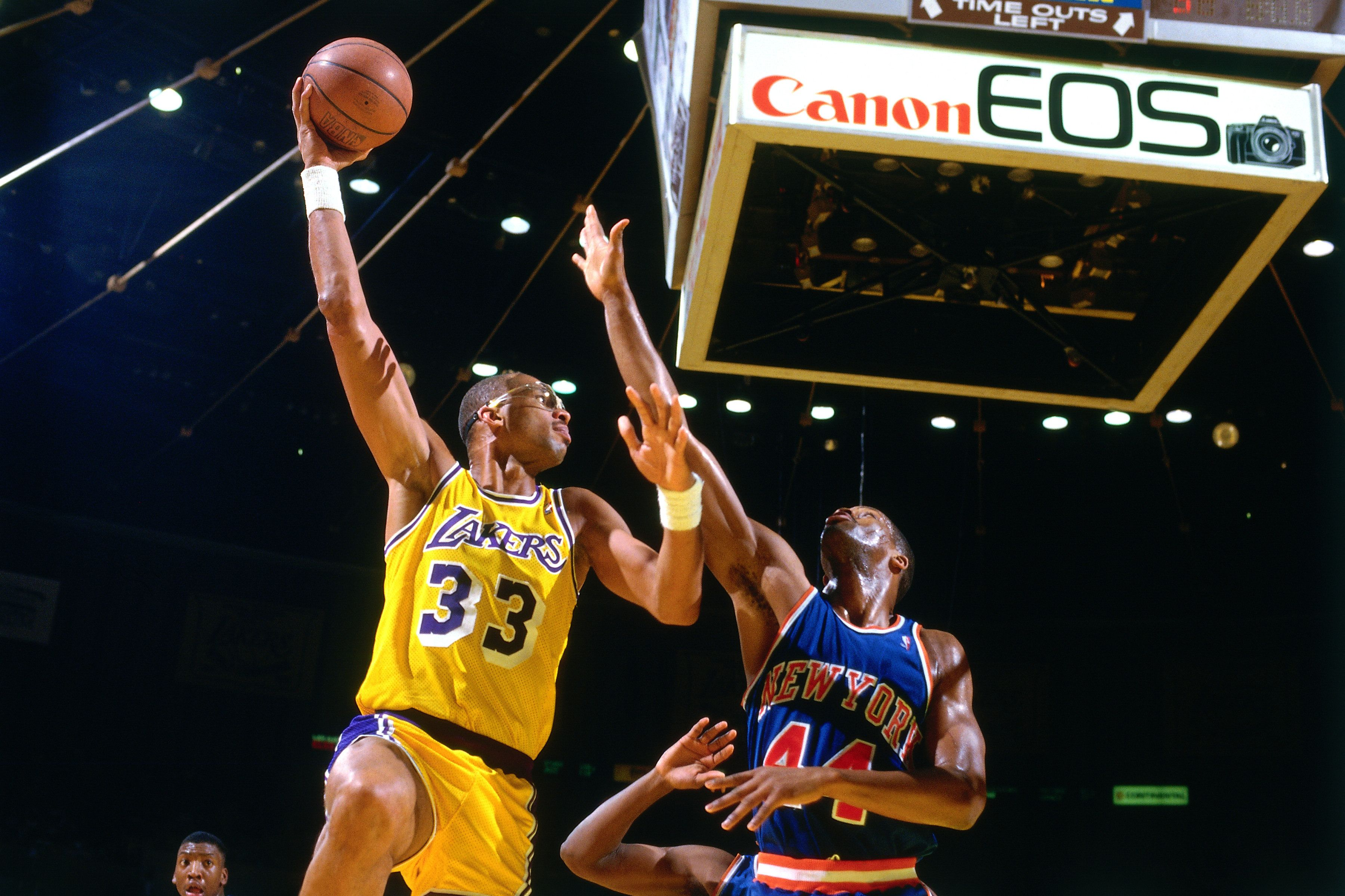 a52a6254133 Why Kareem Abdul-Jabbar just sold a collection featuring 4 Lakers ...