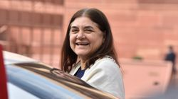Maneka Gandhi Says Govt Cancelled Passports Of 45 NRIs For Abandoning Their
