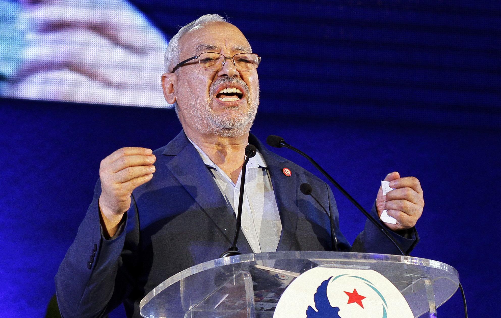 Rached Ghannouchi : La majorité des indépendants qui se sont présentés aux municipales 2018 souhaitent adhérer à