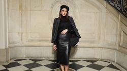 Que va porter l'actrice tunisienne Dorra Zarrouk l'hiver 2019/2020 ? Du Christian Dior, of