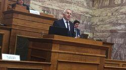 Αποστολάκης: Καταβάλλουμε συνεχή προσπάθεια αποκλιμάκωσης της έντασης με την