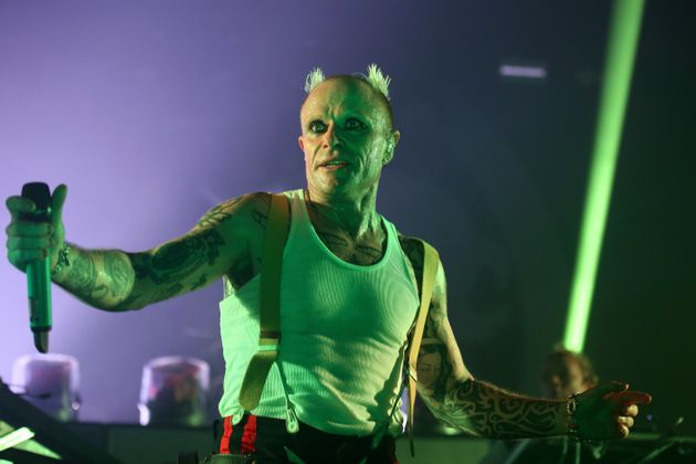 Keith Flint foi descrito como
