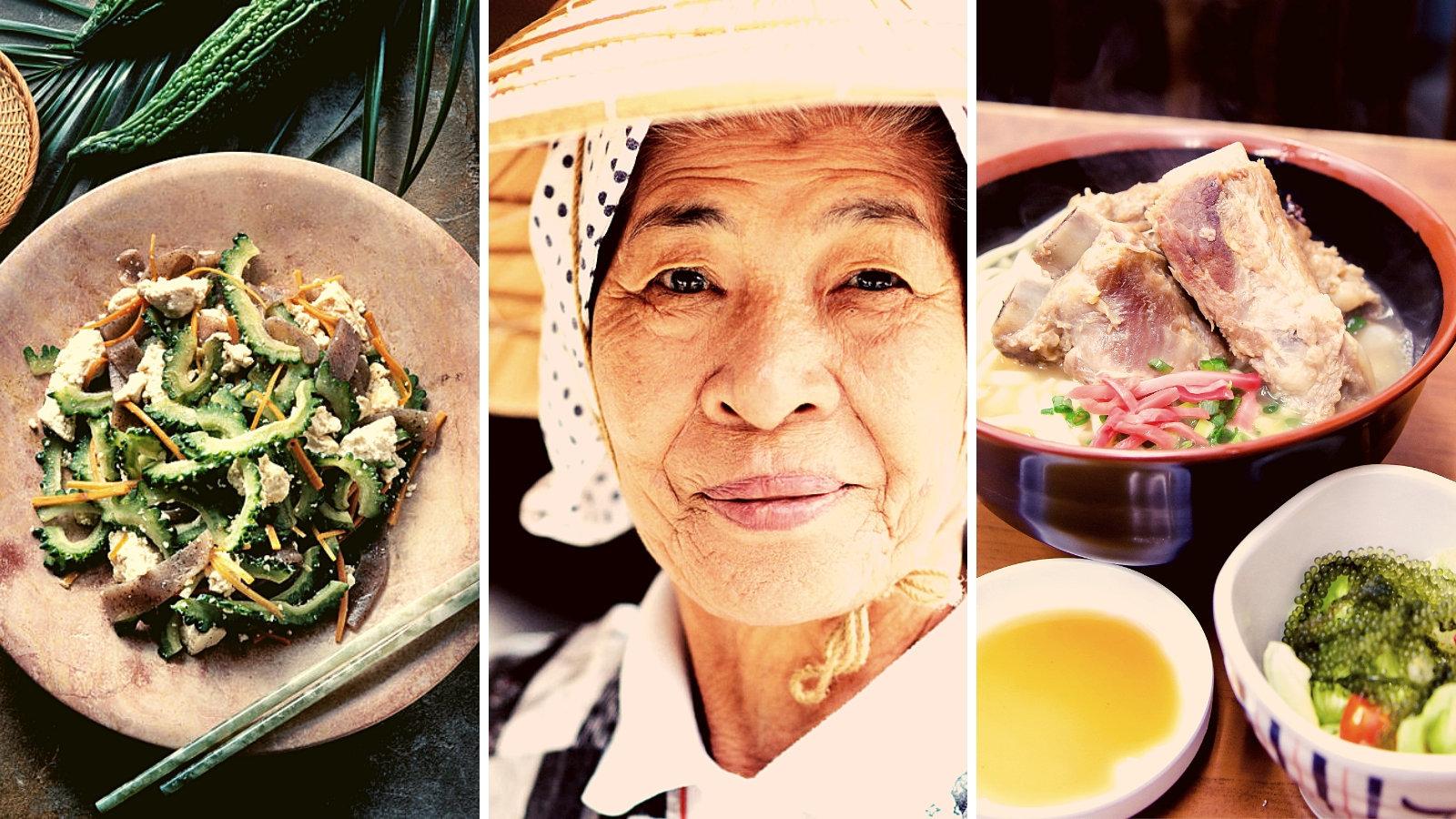 Nirgendwo leben Menschen so lange wie auf den Okinawa-Inseln – das ist ihr