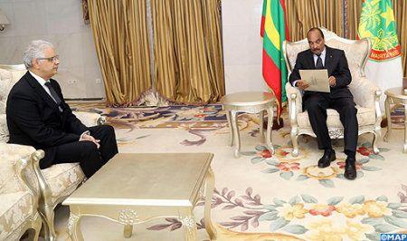Nizar Baraka, messager du roi Mohammed VI à