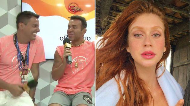 Léo Dias contou a Matheus Mazzafera por que envolveu Marina Ruy Barbosa na separação...